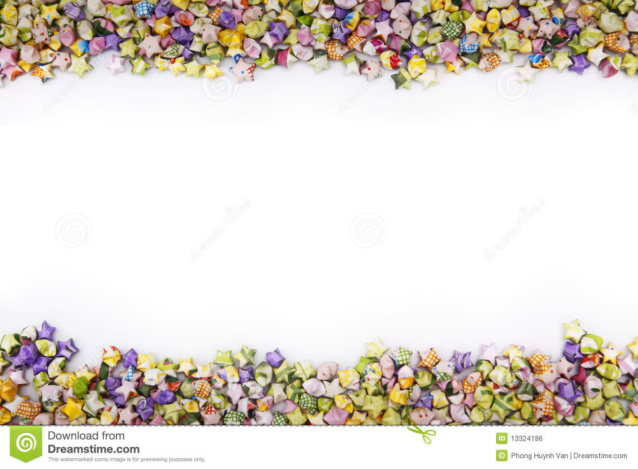 Cute Border Royalty Free Stock Image - Image: 13324186