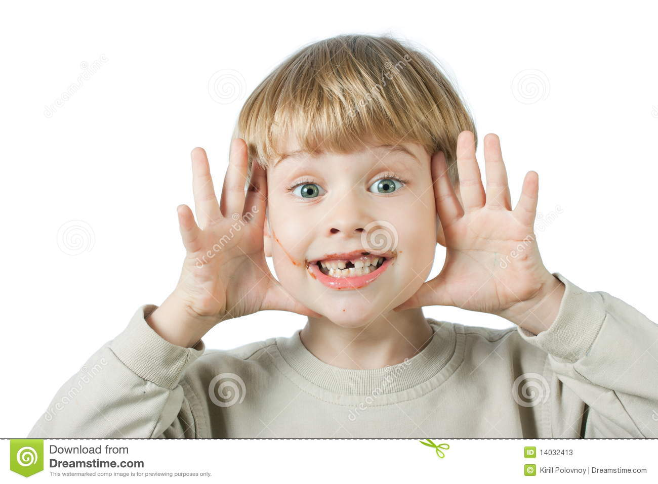 Cute Boy Chocolate Face Stock Photos, Images, & Pictures - 1,049 ...