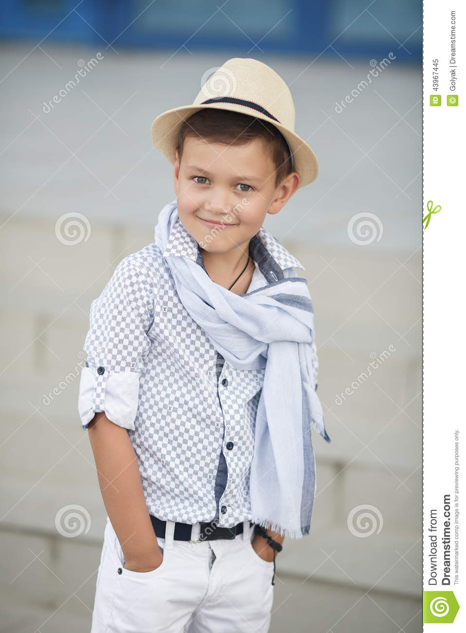 cute boy happy kid outdoors stock image - image of bright, laughing