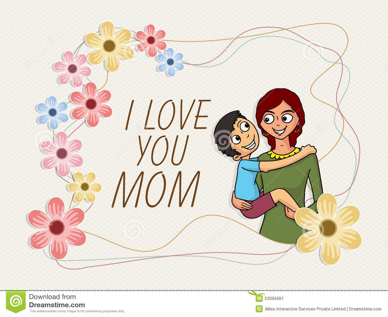 100 Cute Mothers Day Cards Diy Mother U0027s