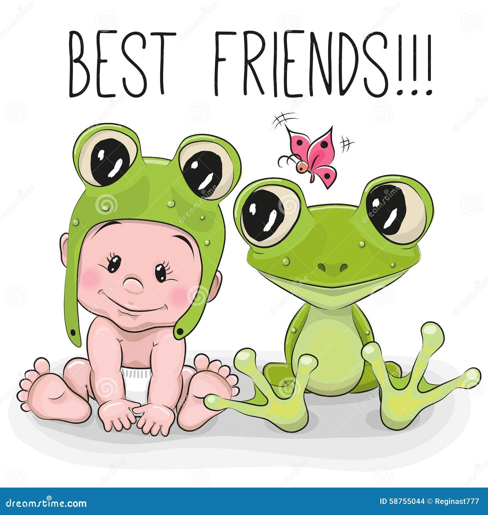Baby Evoque 2018 >> Cute Cartoon Baby Frogs