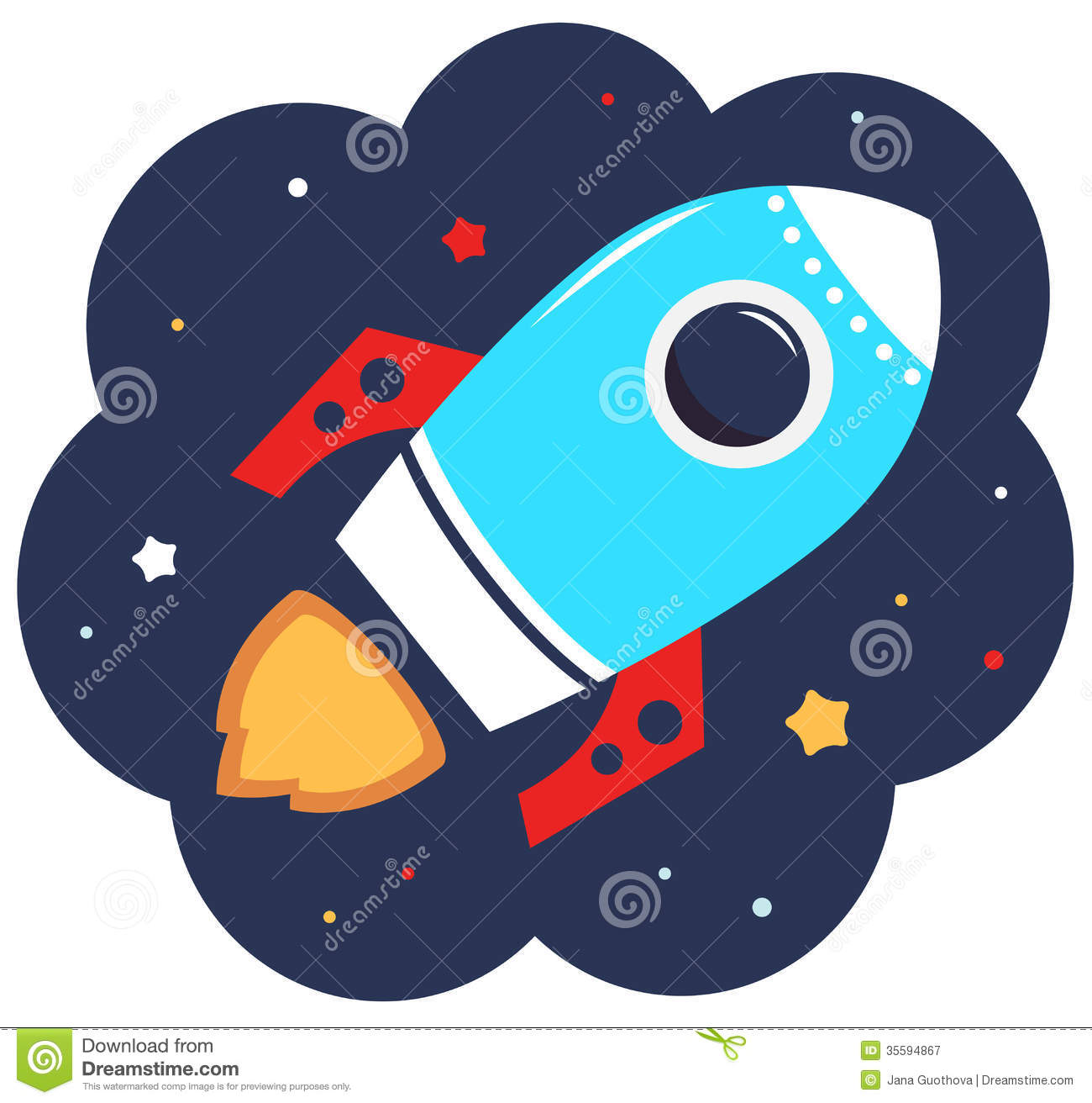 cute space ship - photo #3