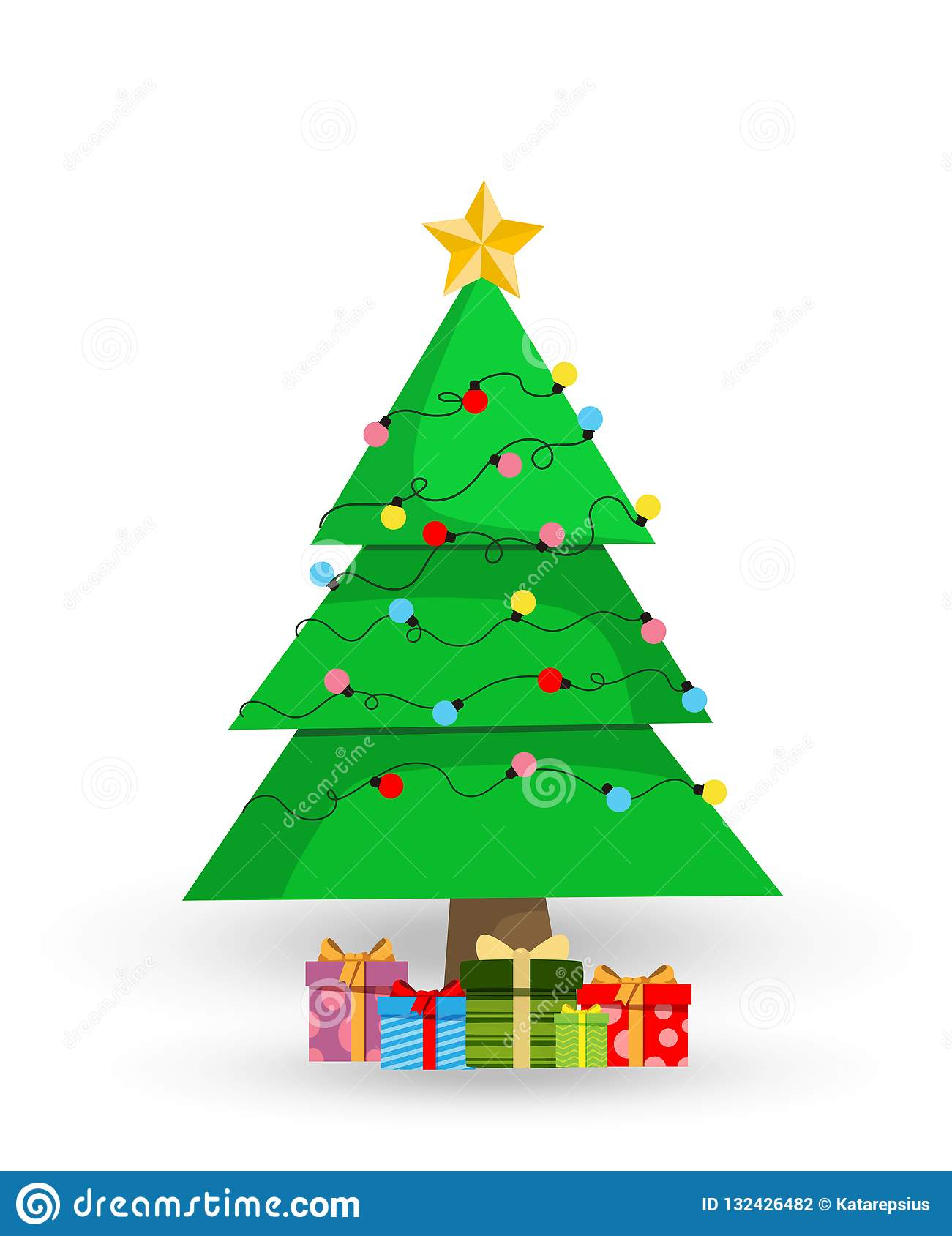 Cartoon Christmas Presents Tree Stock Illustrations 6 355 Cartoon Christmas Presents Tree Stock Illustrations Vectors Clipart Dreamstime I told the downstairs neighbors they had to take their tree down by new year's. https www dreamstime com cute cartoon decorated christmas fir tree gifts presents white cute cartoon decorated christmas fir tree many image132426482