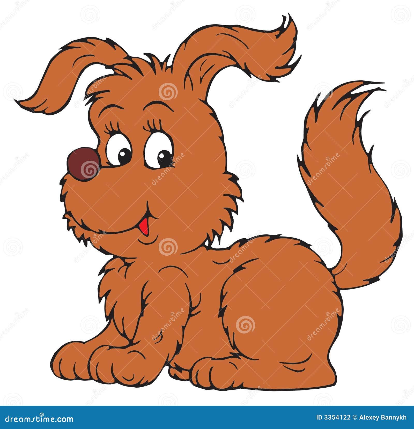 Cute cartoon dog stock vector illustration of artwork 3354122 cute cartoon dog voltagebd Images