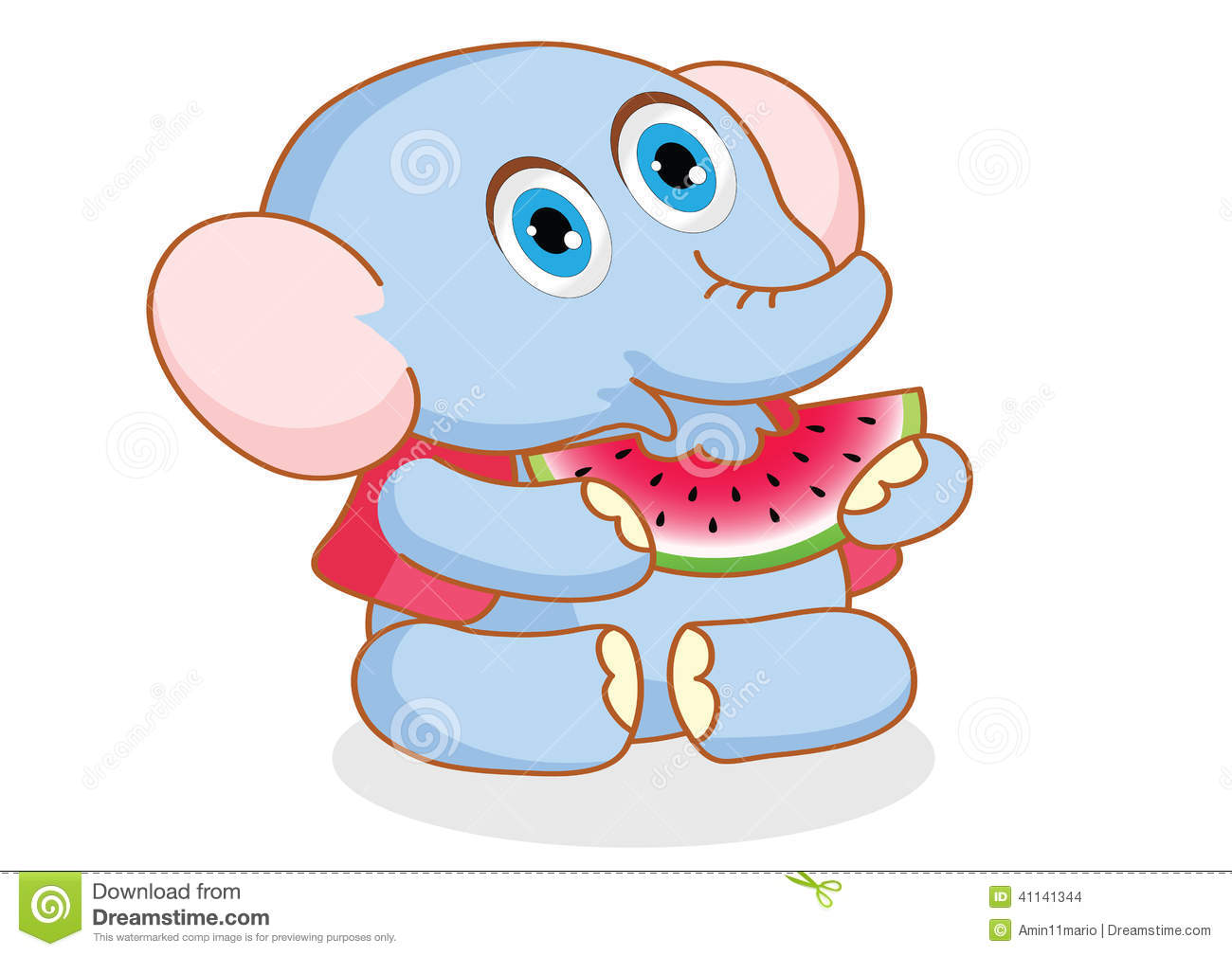 animals eating clipart - photo #31