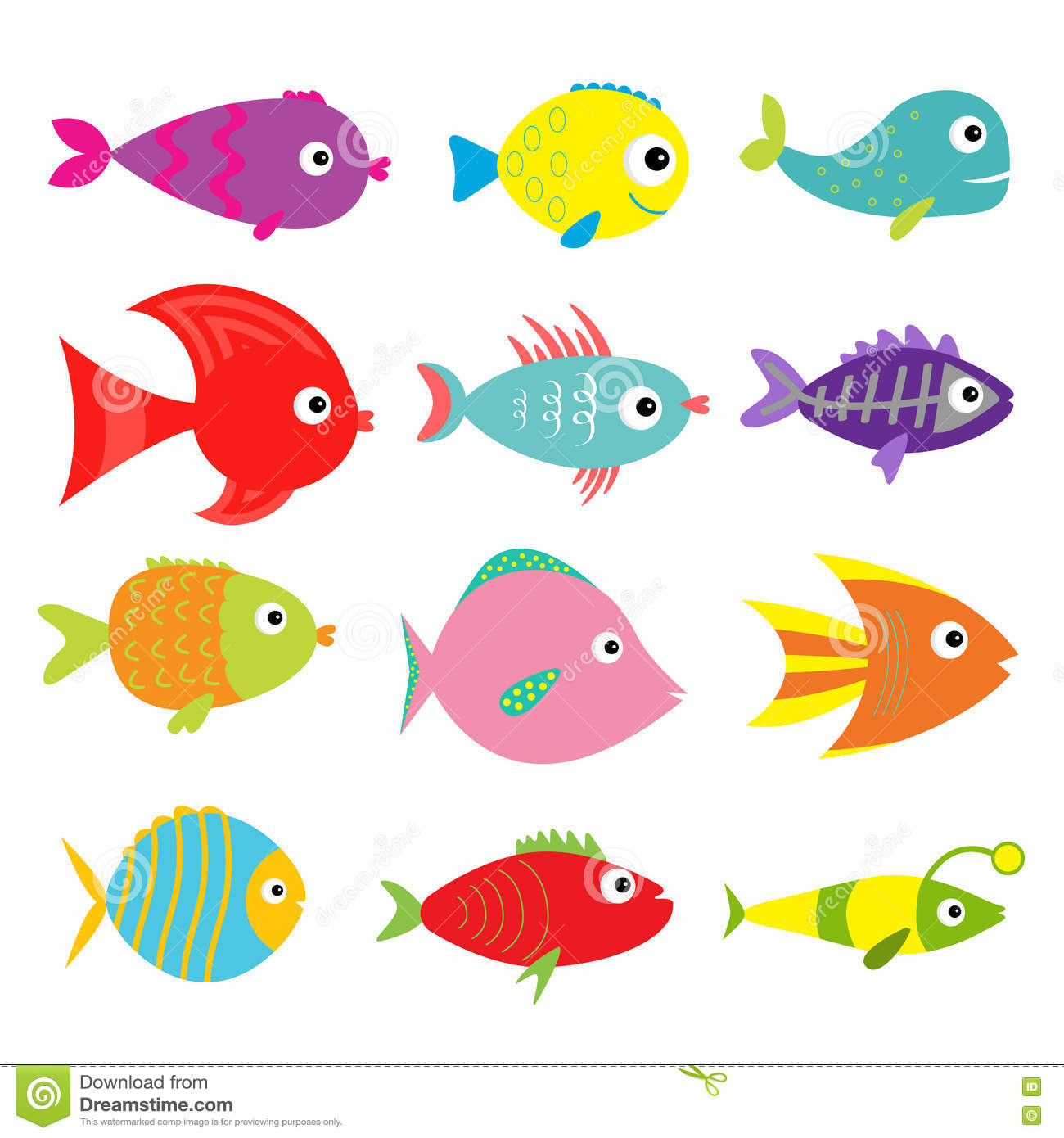 Kids pictures of fish kids for Fish for toddlers