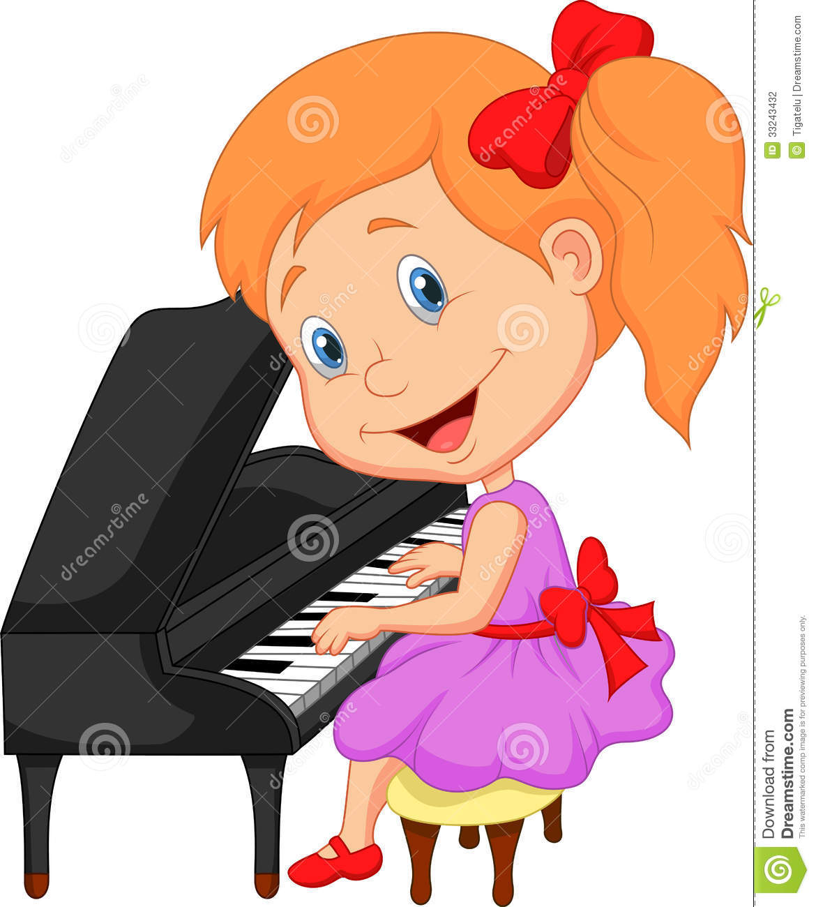 Congratulate, seems little girl nude playing piano