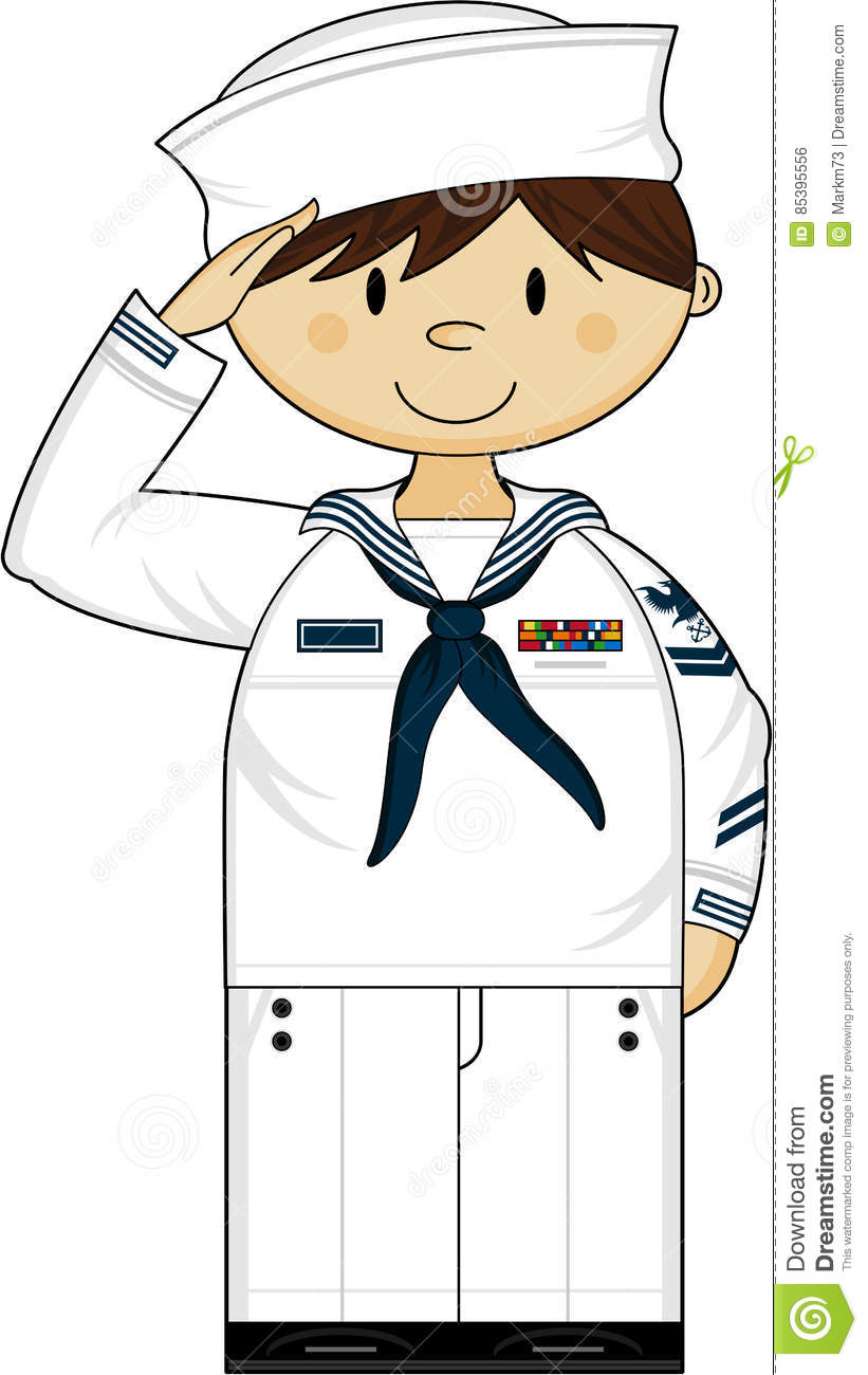 Salute Cartoon Navy Free Button Illustration, Navy, Salute, Male Soldier  Wearing Navy Suit PNG Transparent Clipart Image and PSD File for Free  Download