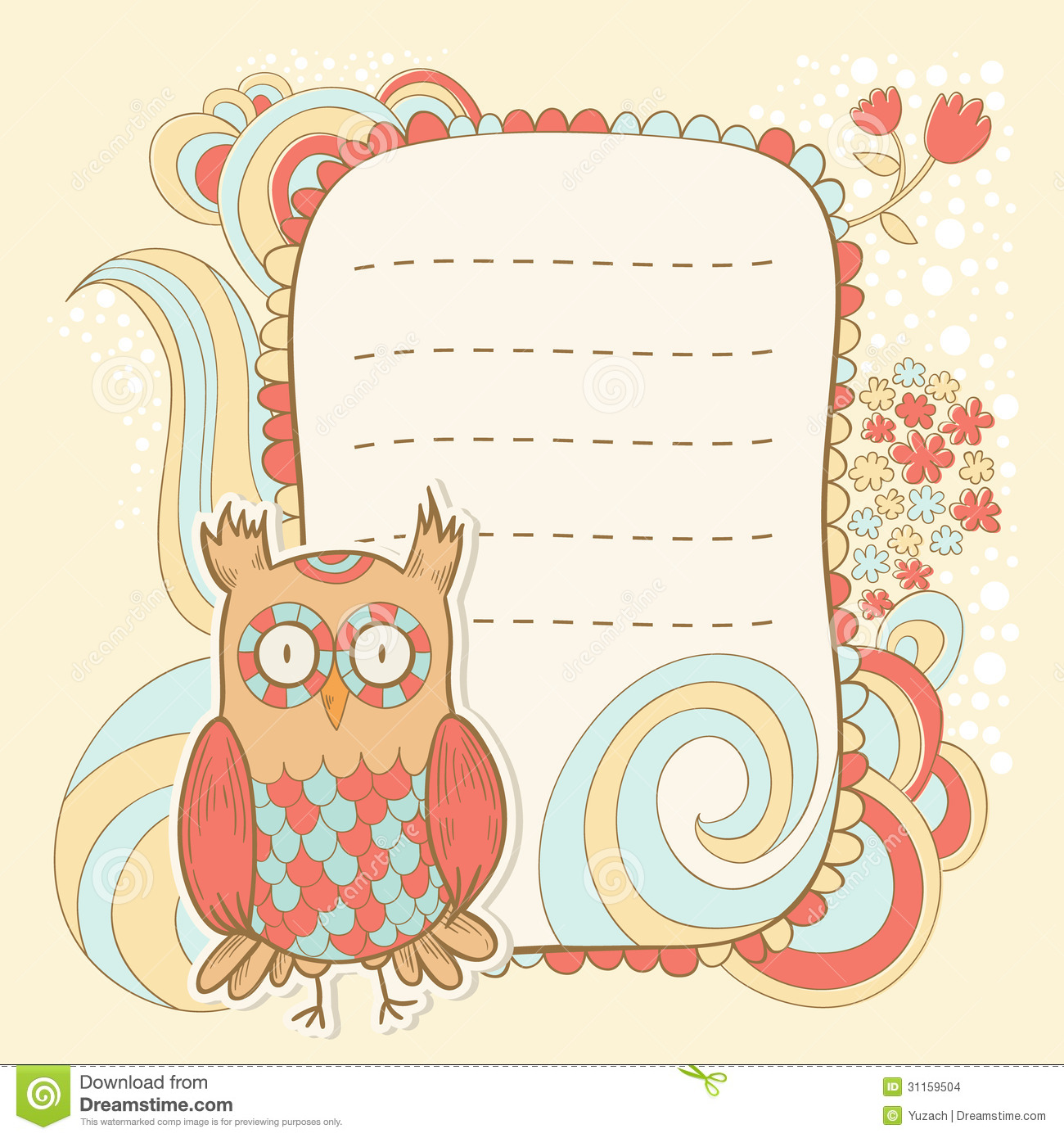 Baby Owl Invitations with luxury invitations layout