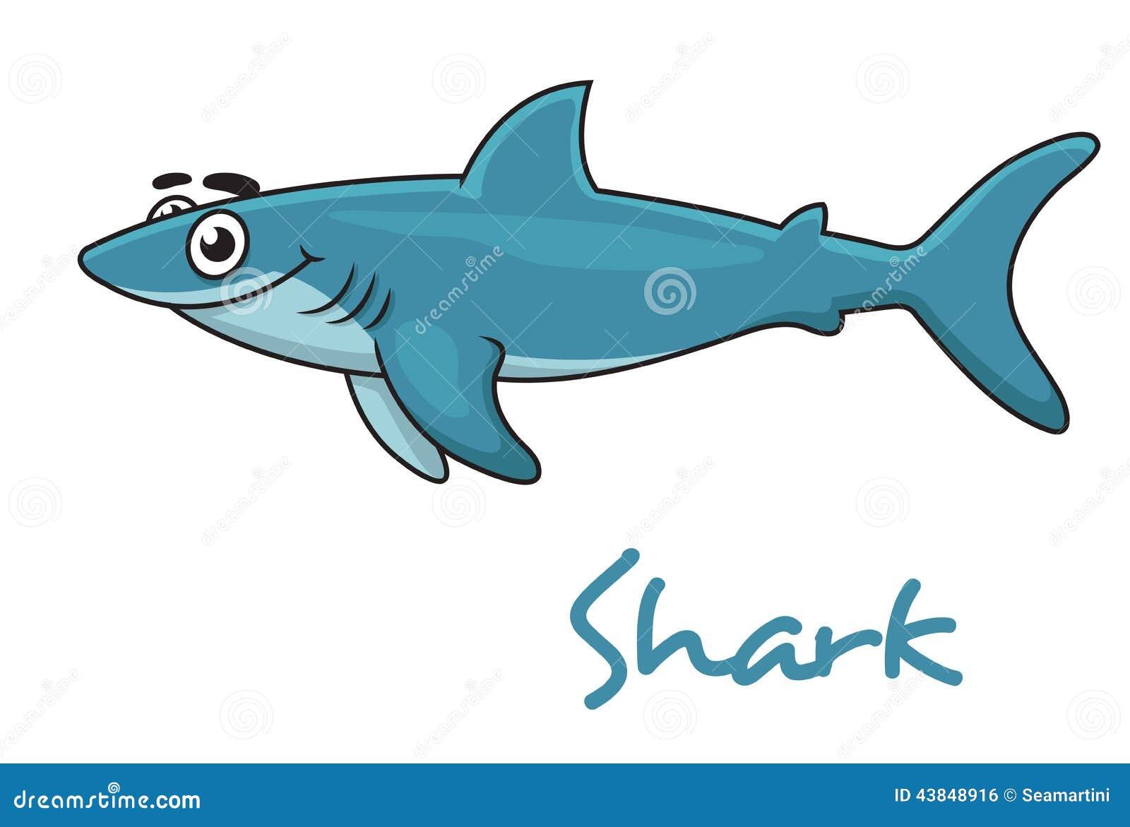 Cute Cartoon Sharks Car Interior Design