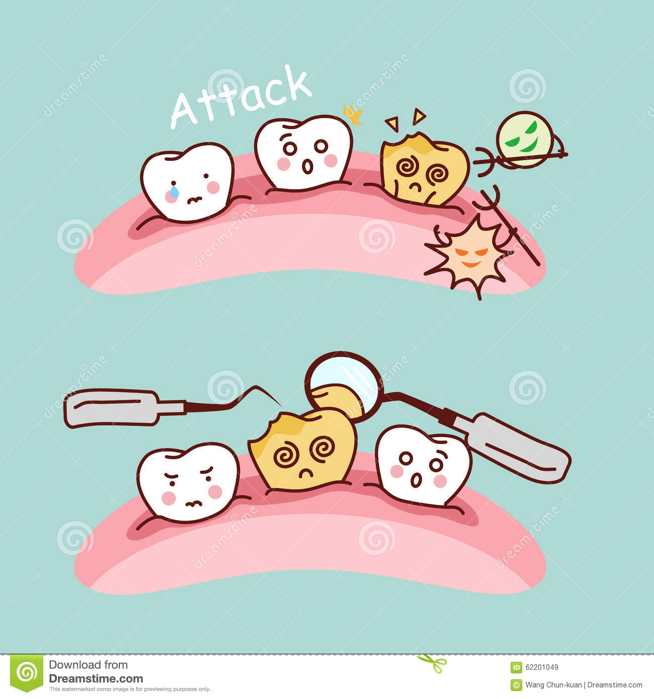 how to take care of tooth decay