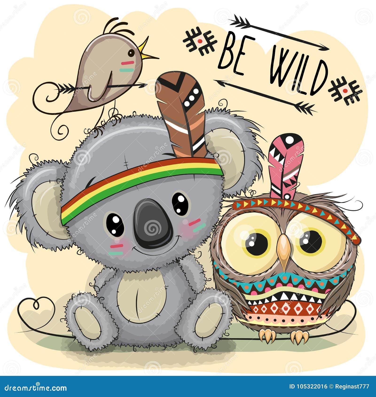 Koala Cartoons Illustrations Amp Vector Stock Images 6920