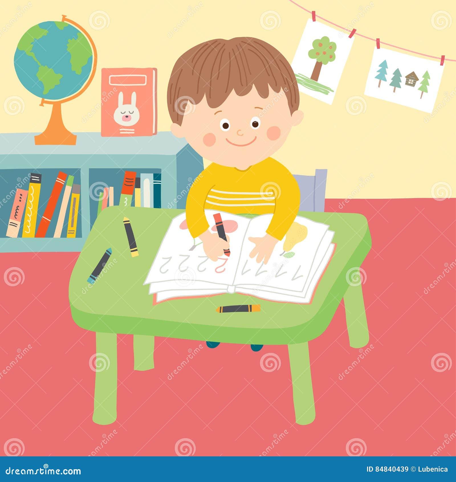 how to draw children sitting