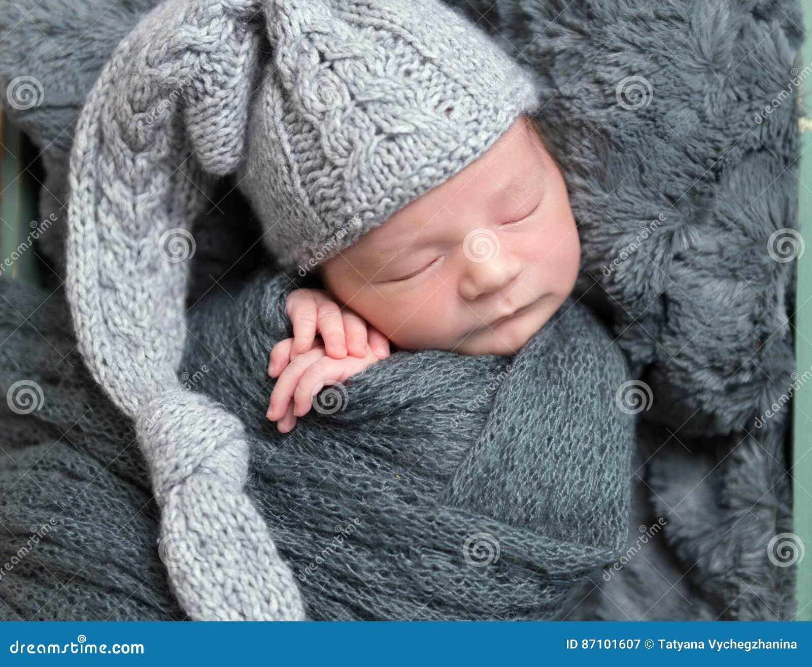 51aea5d5b Cute Child Sleeping In Hat