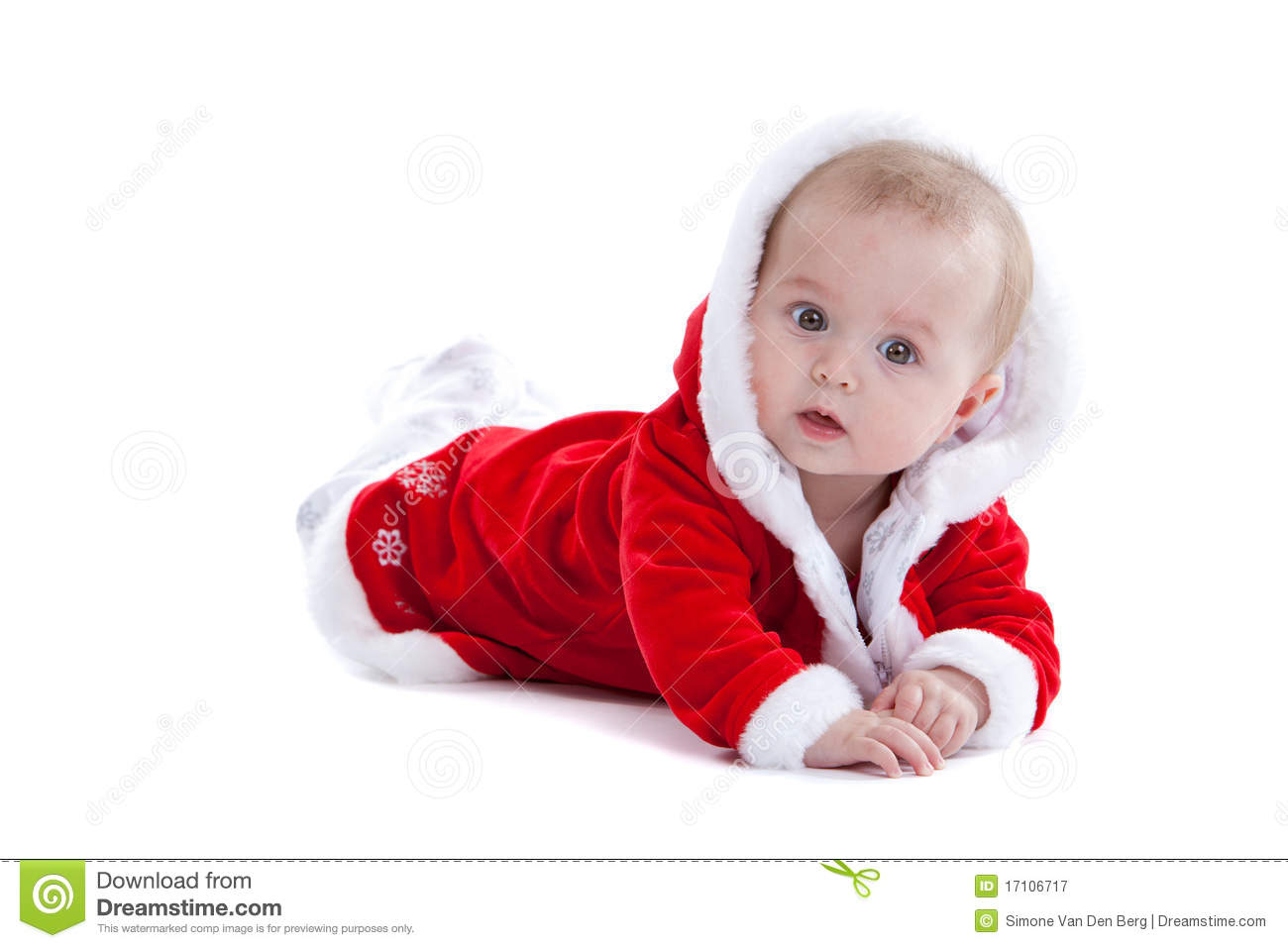 Christmas Baby Images Hd.Cute Christmas Baby Stock Image Image Of Xmas Cute 17106717