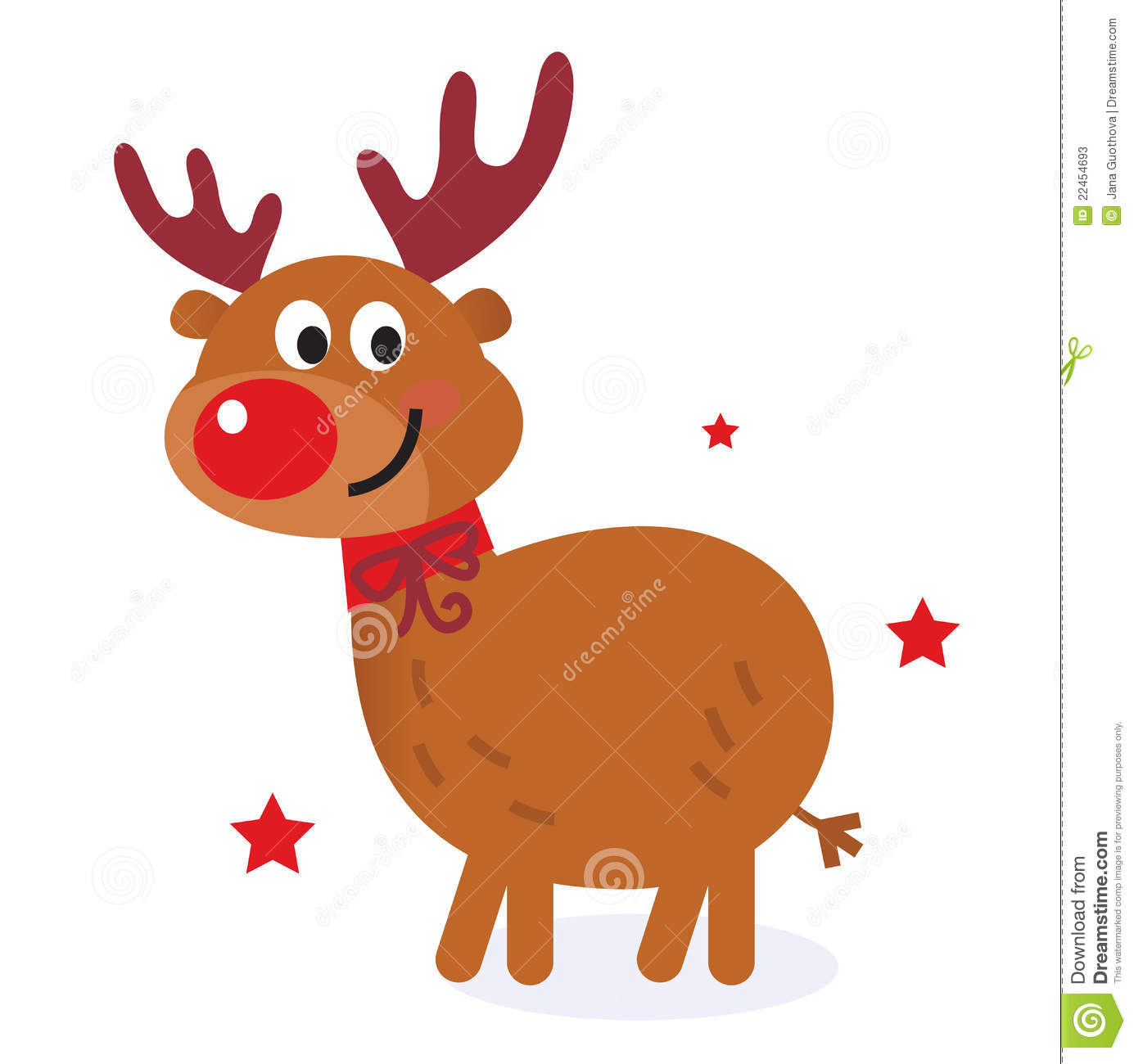 Displaying (16) Gallery Images For Christmas Reindeers...