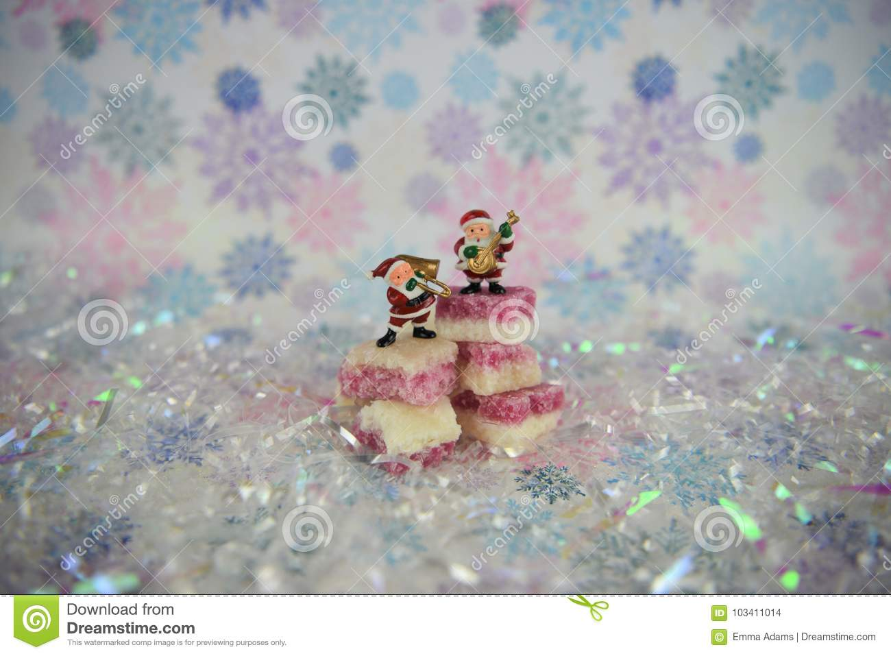 Cute Christmas Food Photography Picture With Old Fashioned English ...