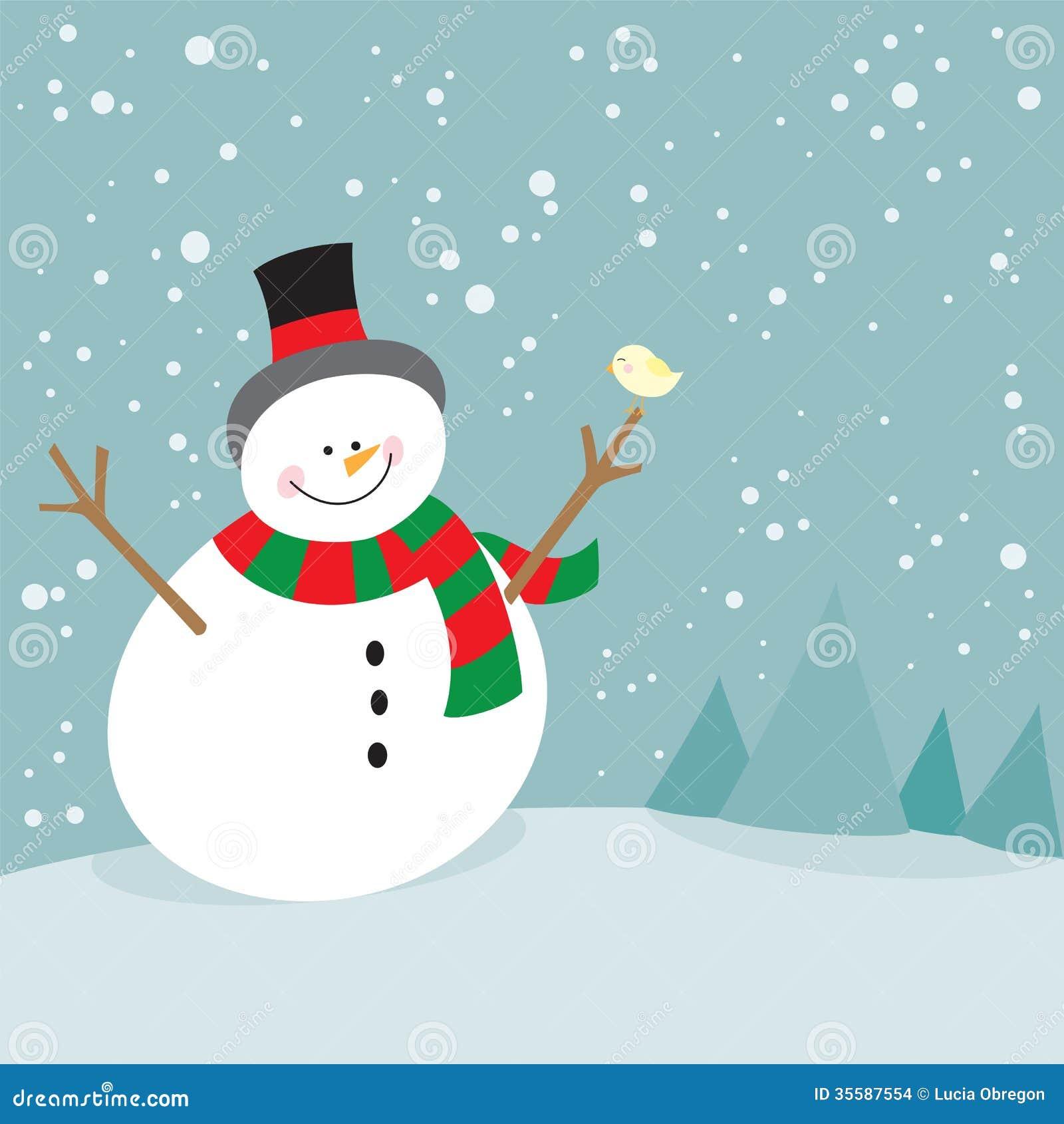 Cute winter snowman desktop foto bugil bokep