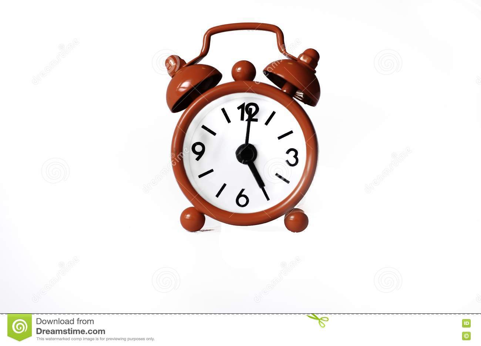 Cute Clock Royalty Free Stock Photos Image 17414248