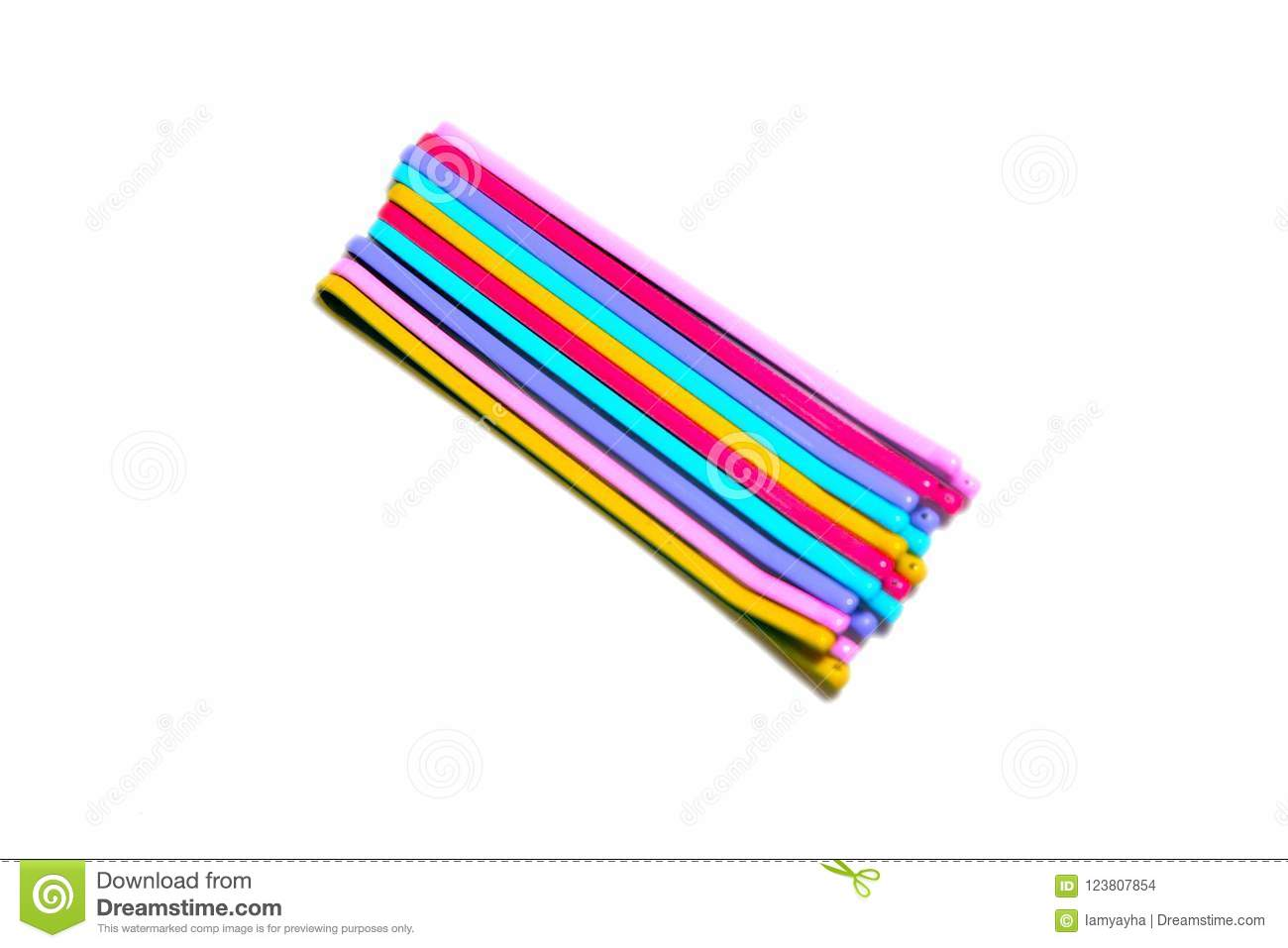 Cute Colorful Hair Pin Of Hair Accessories Colored Hair Clips