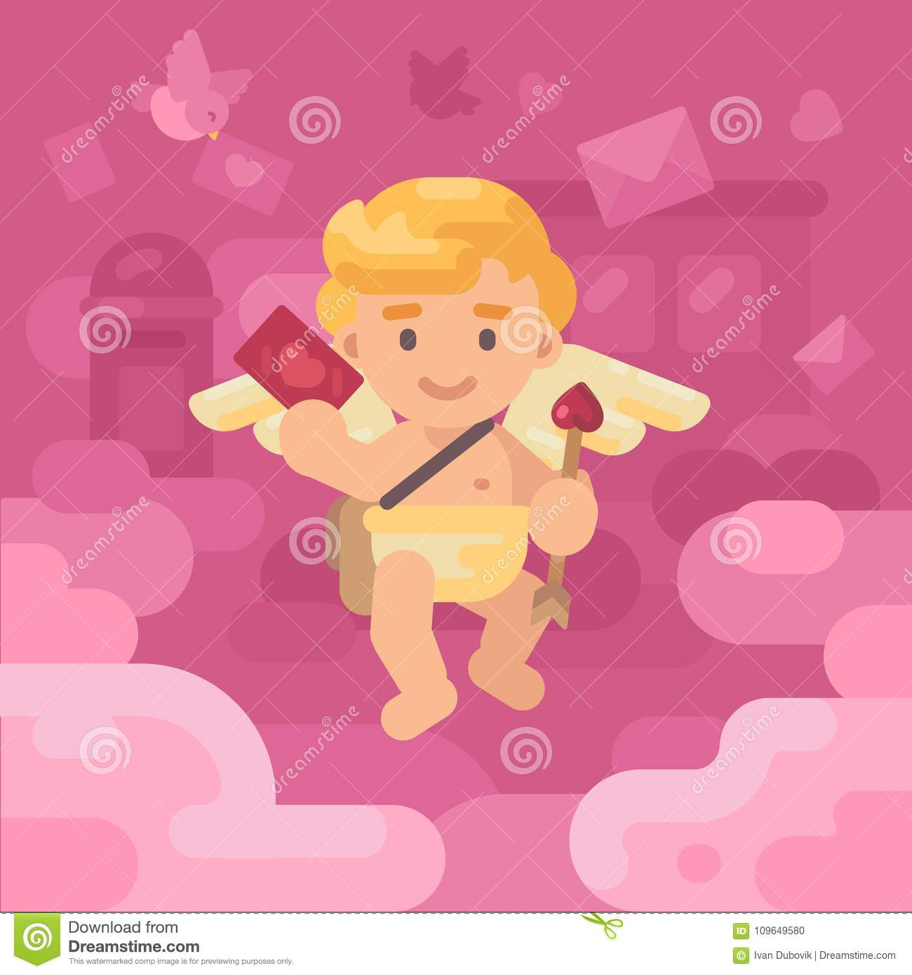 All about cupid