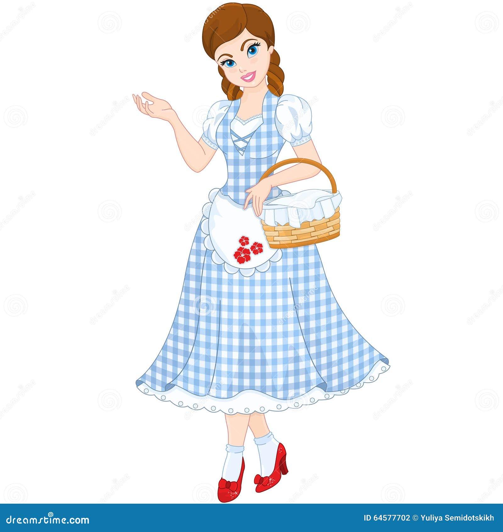 Cute Dorothy