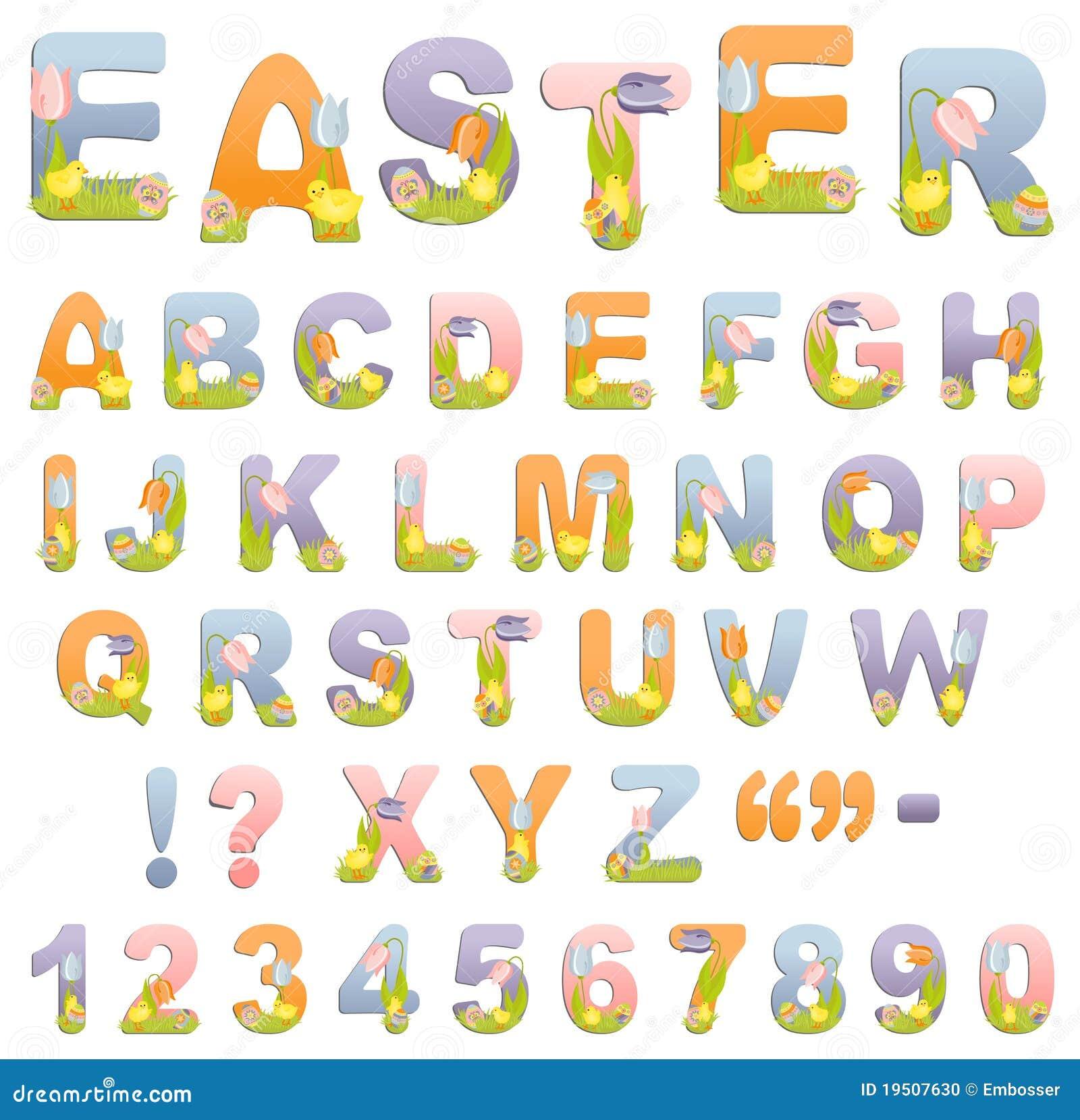Cute Alphabet Letters | Car Interior Design Cute Alphabets