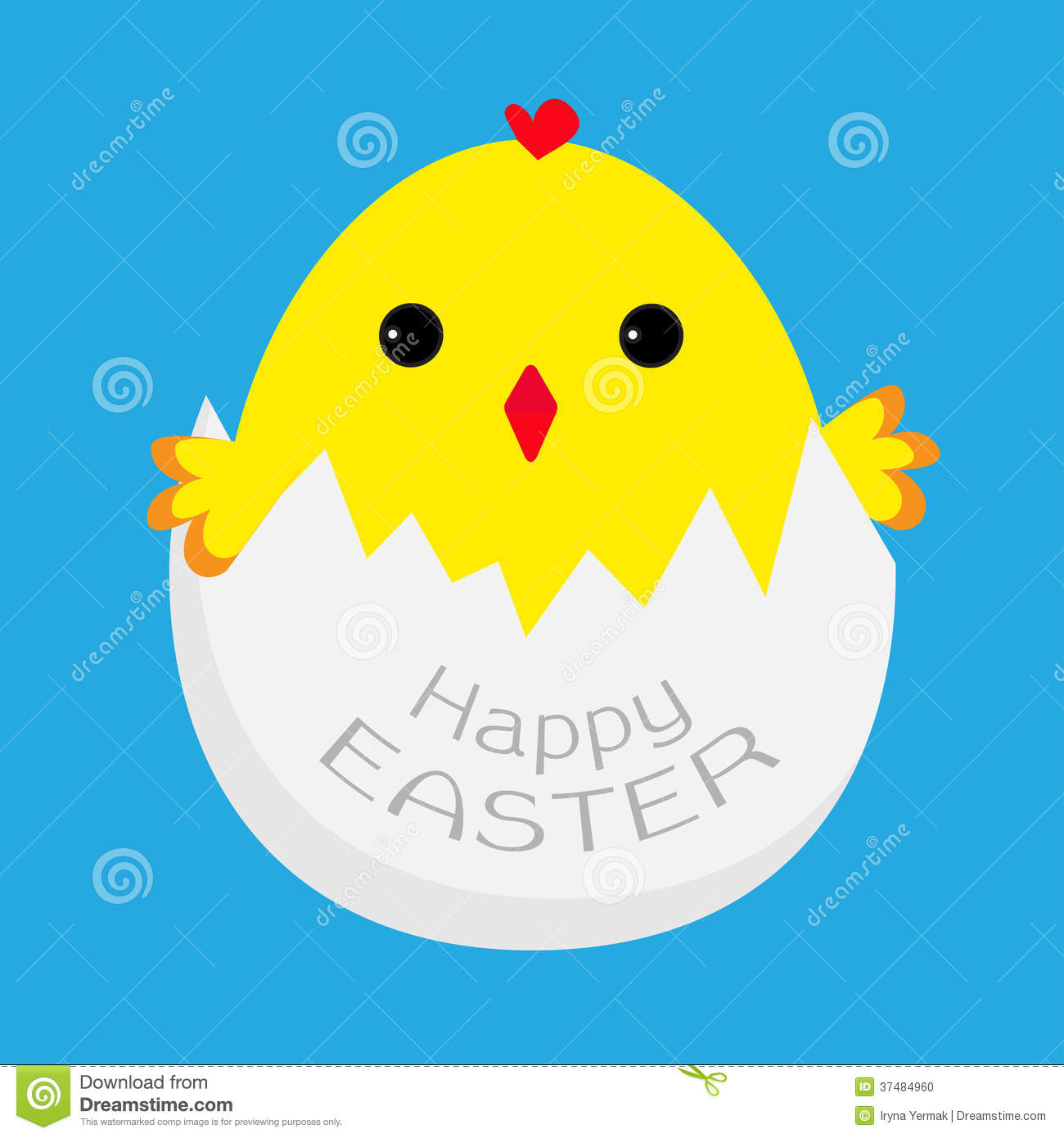 Cute Easter Pictures Cute easter chicken and egg
