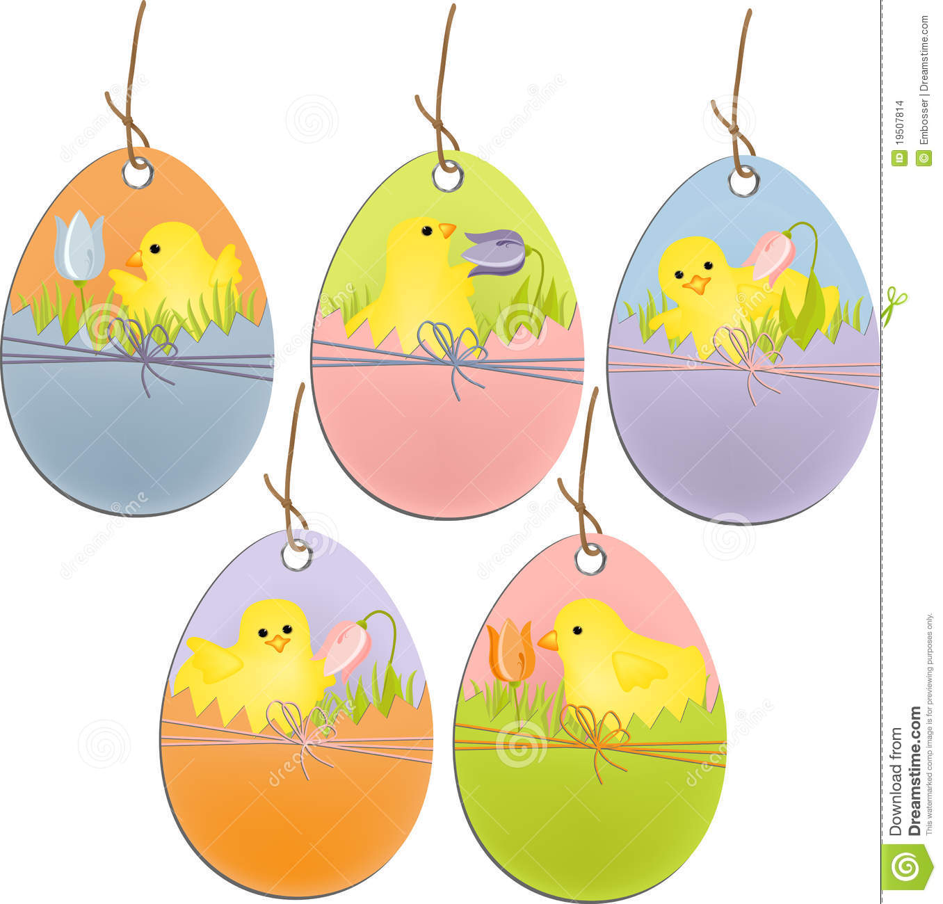 Cute Easter Pictures Cute easter scrapbooking tags