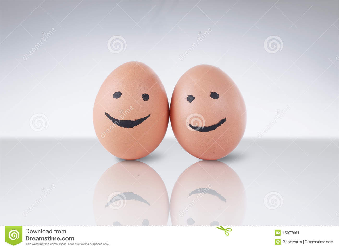 Cute Egg Stock Image Image 15977661