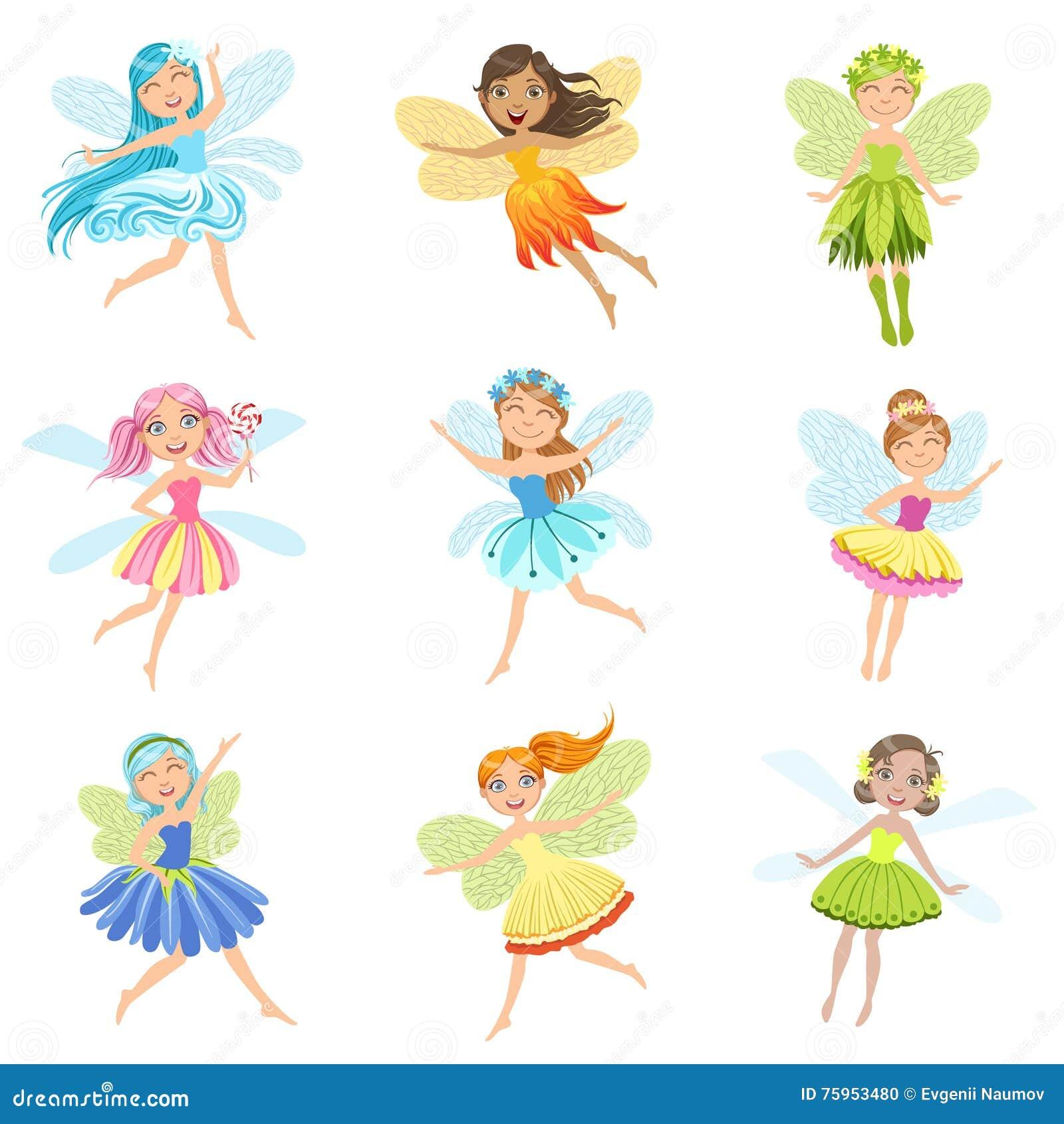 Cartoon Fairies Stock Illustrations 1 325 Cartoon Fairies Stock Illustrations Vectors Clipart Dreamstime