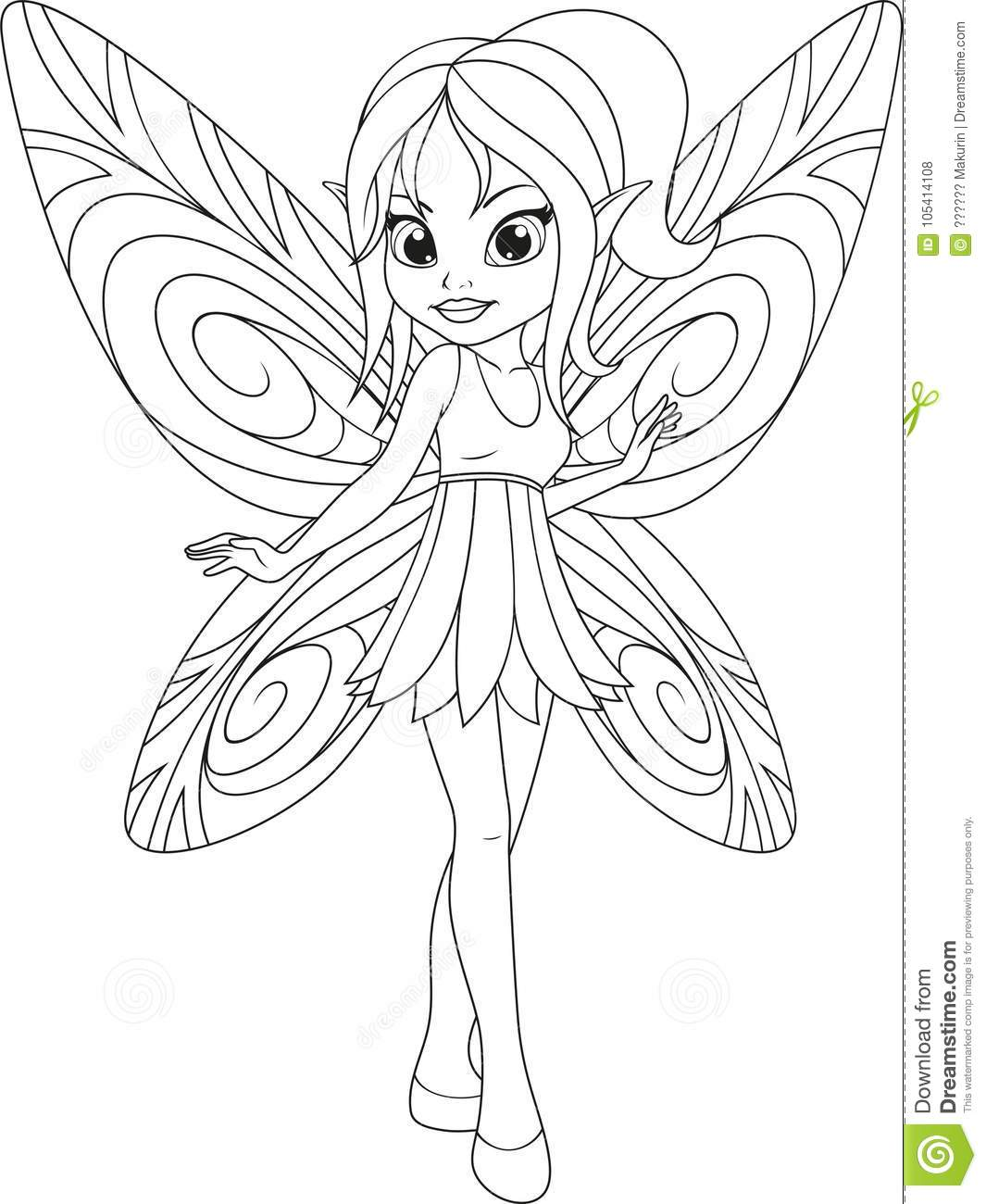 Fairy Cartoons Illustrations Amp Vector Stock Images
