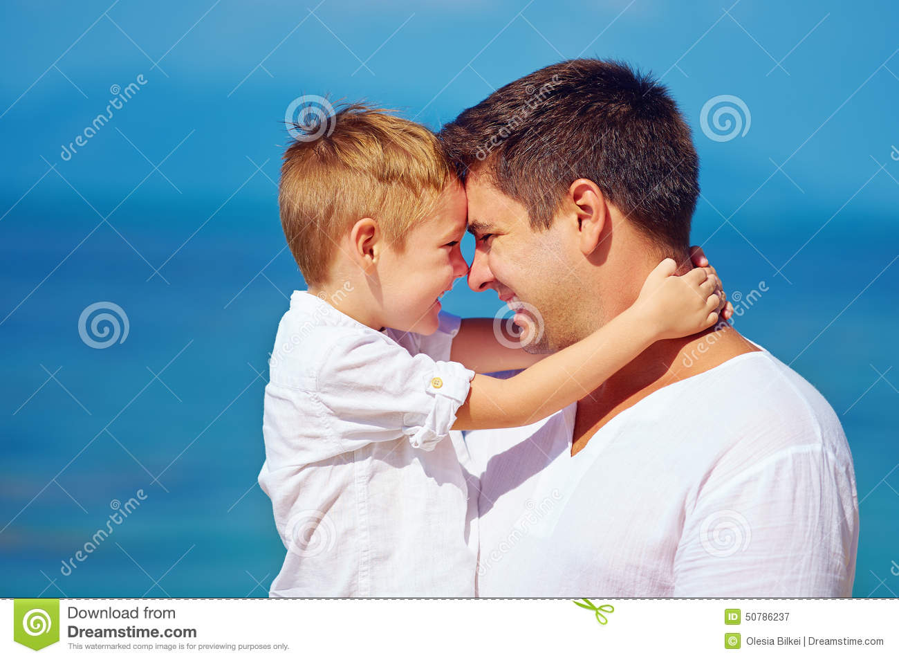 father and son relationship images