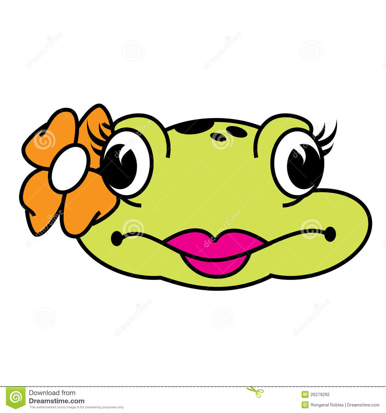 Image result for female frog