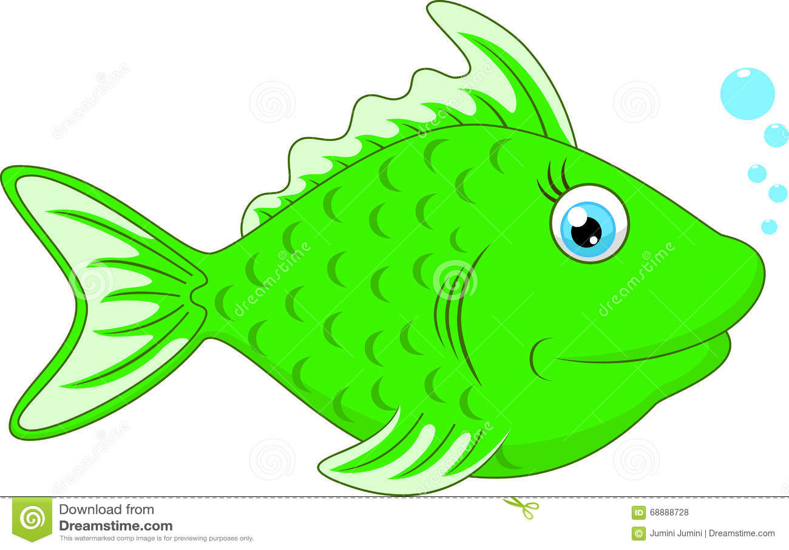 cute fish cartoon stock vector image 68888728 clown fish clip art black and white clown fish clip art printable free
