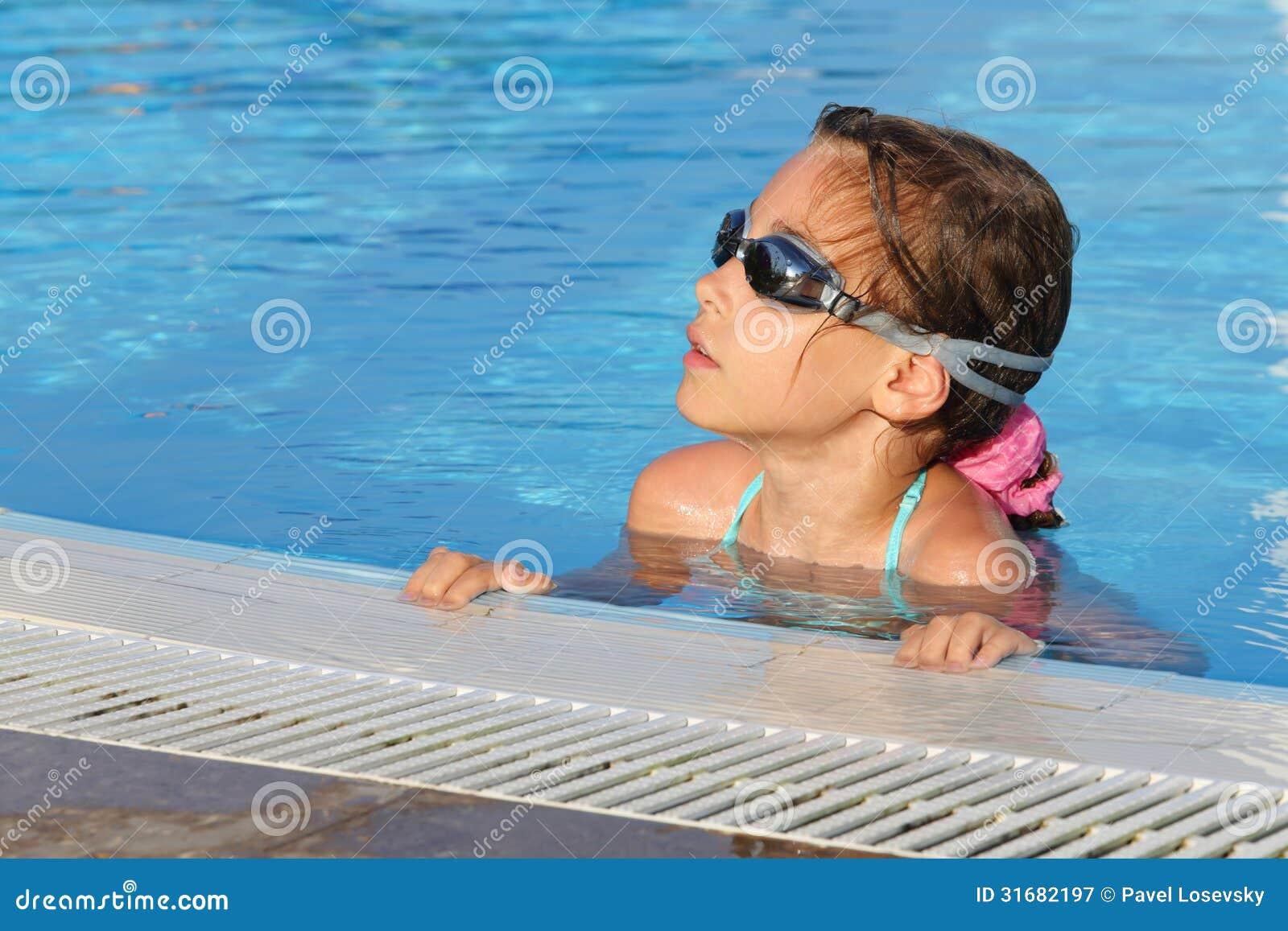 Thanks for Sweet girls swim pool have