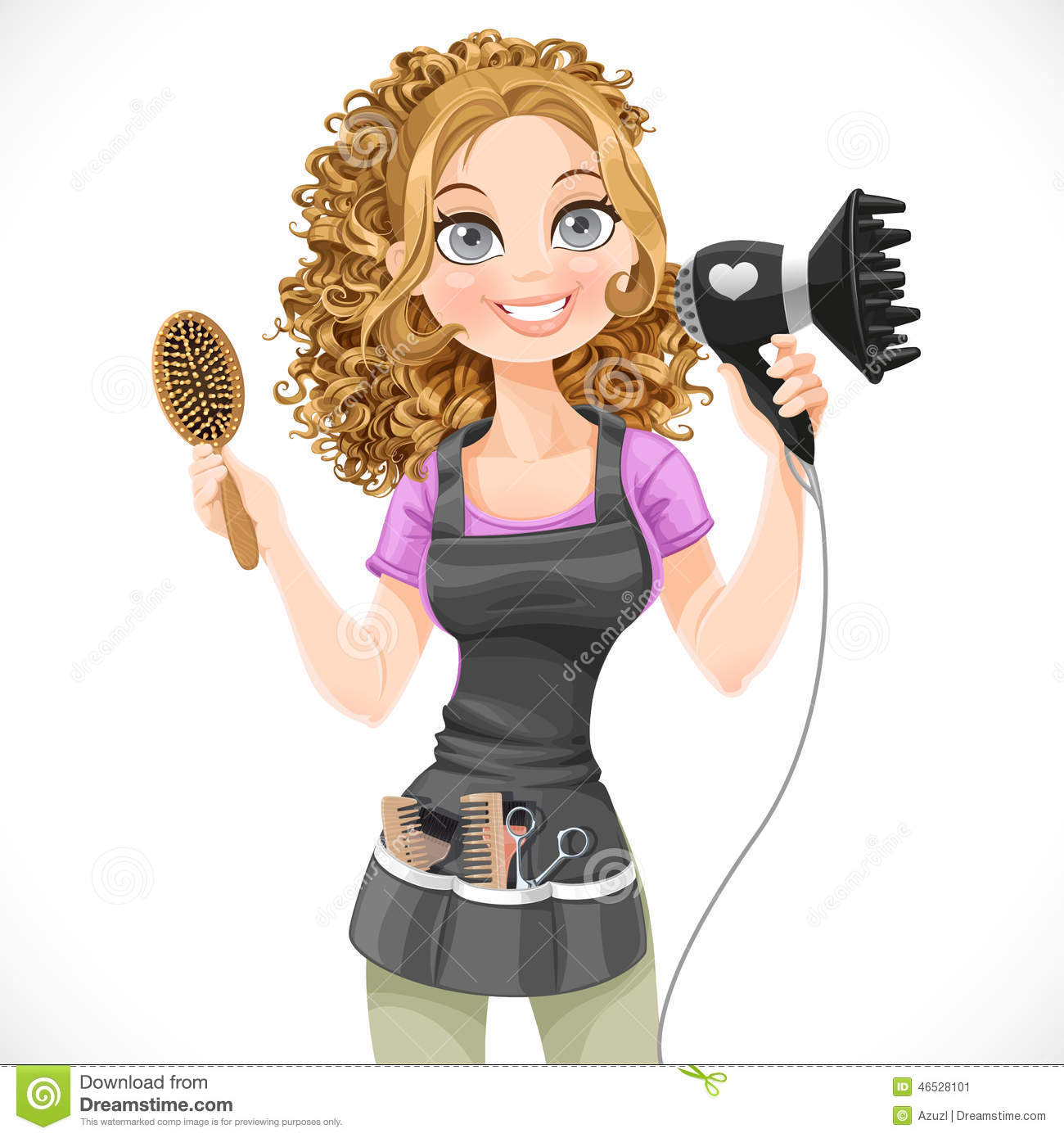 hair dresser Hairdresser's definition: → another name for hairdresser (sense 2 ) ⇒ ⇒ i work in the new hairdresser's on hope | meaning, pronunciation, translations and examples.