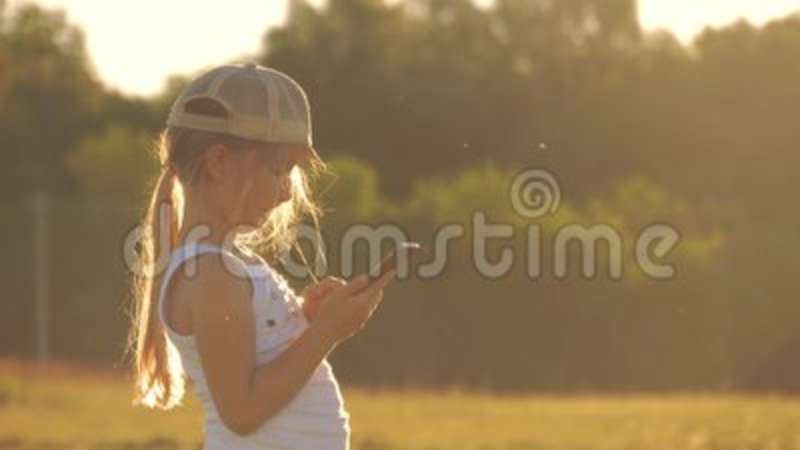 Cute Girl Teenager Taking Pictures Of Herself Young Beautiful