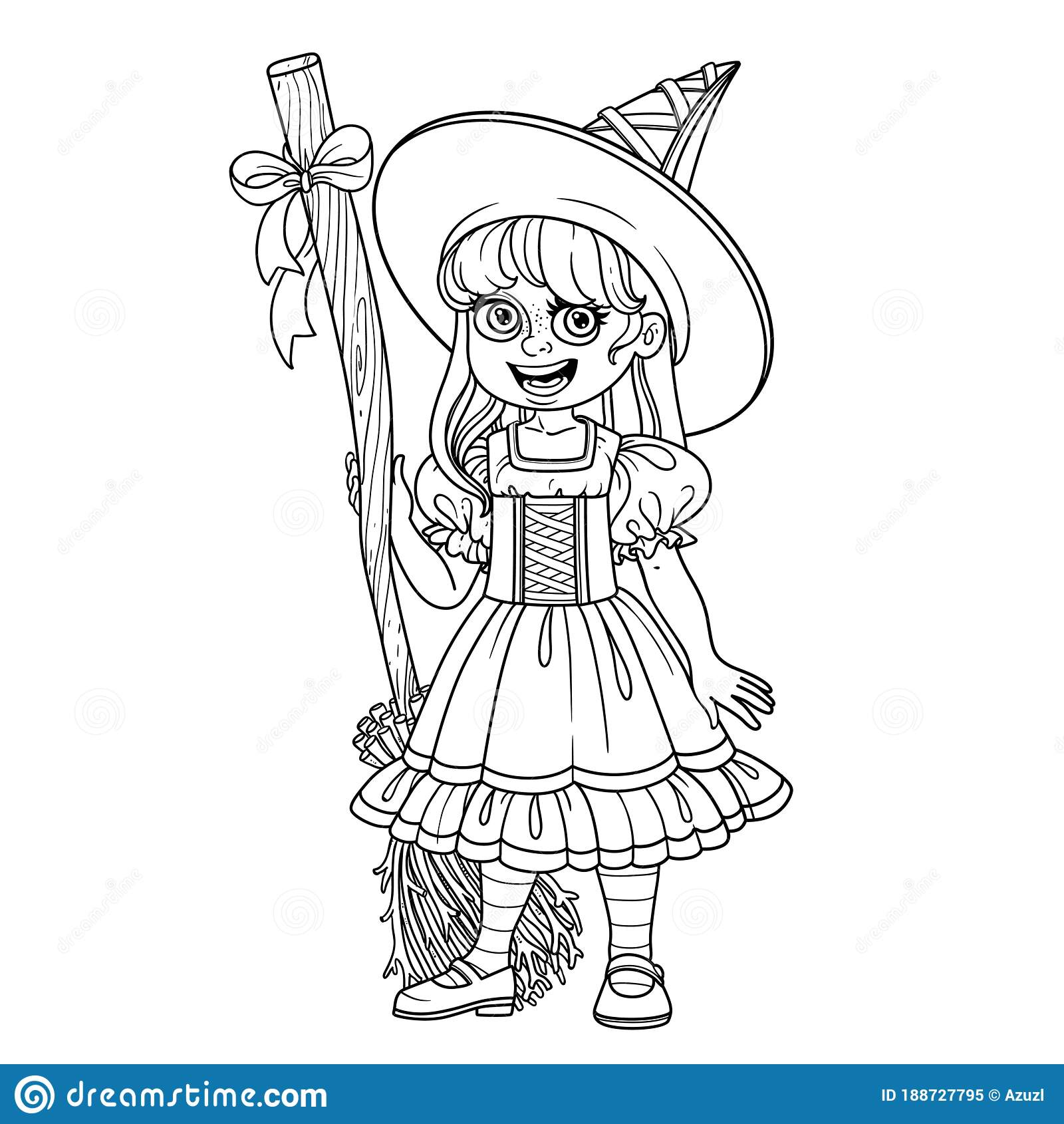 Cute Girl Coloring Page Stock Illustrations 4 514 Cute Girl Coloring Page Stock Illustrations Vectors Clipart Dreamstime
