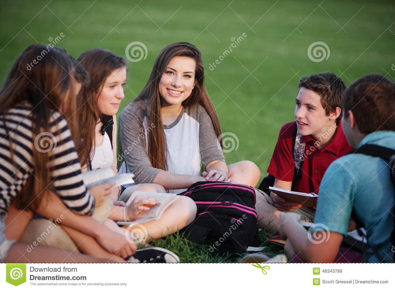 cute group of teen students - Cute Pictures Of Teens