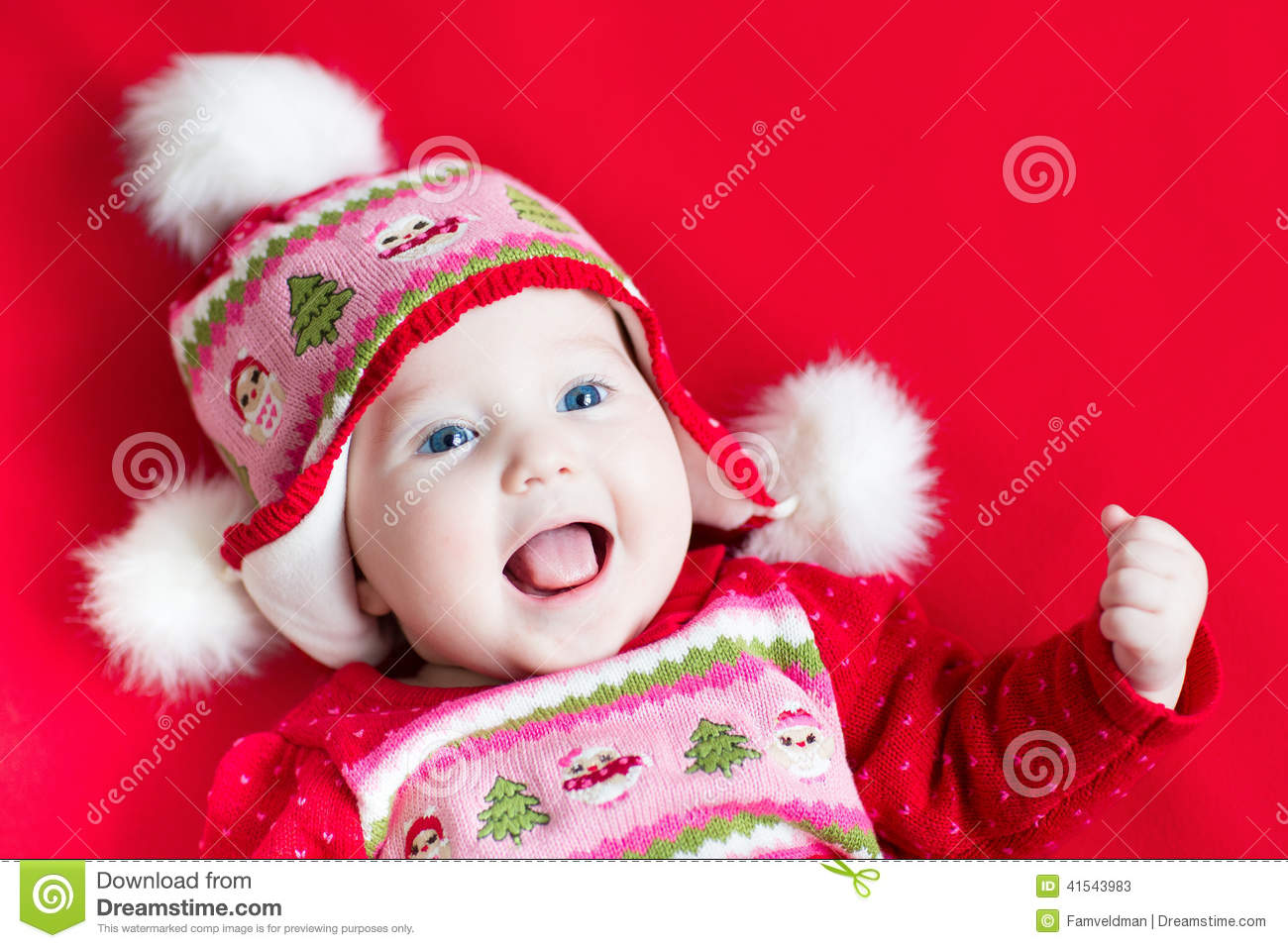 Christmas dress for baby - Baby Christmas Cute Decorated Dress