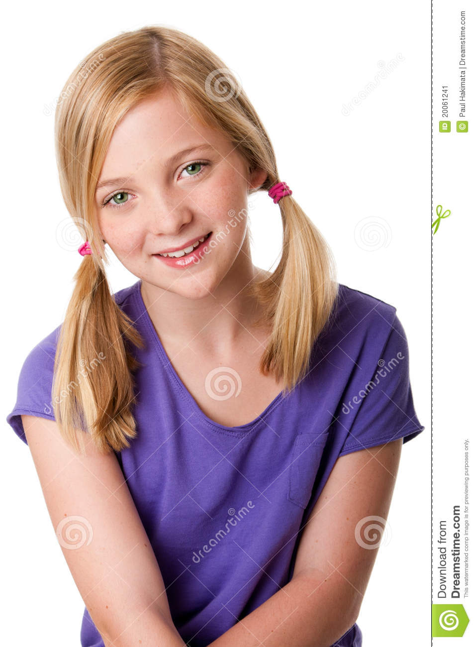 Cute happy teenager girl stock image image 20061241 for Cute teenager girls