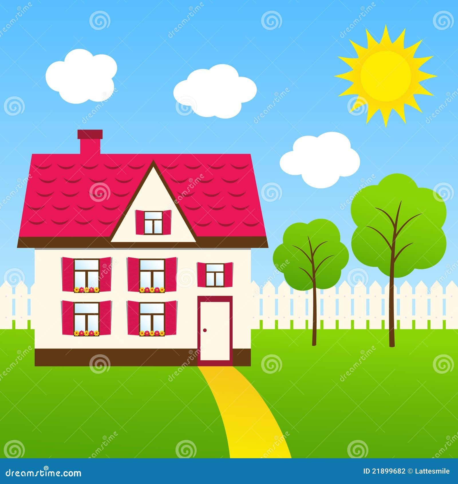 Incroyable Cute House