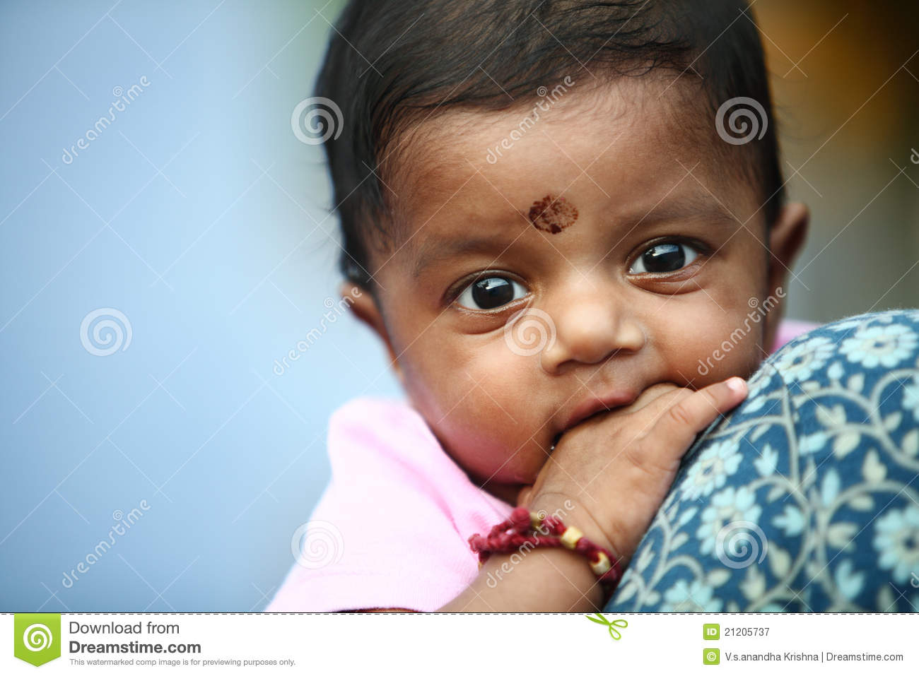 Cute Indian baby stock image. Image - 113.0KB