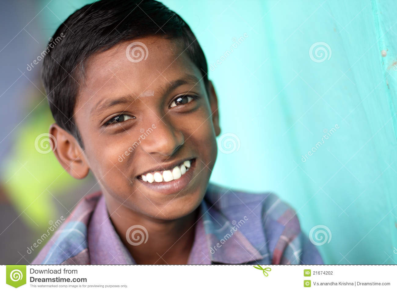 Cute Indian Little Boy Stock Photo Image Of Surprise