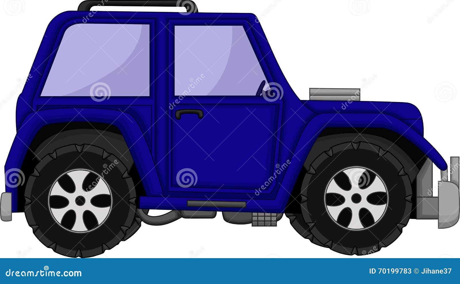 Jeep Cartoon Stock Illustrations 839 Jeep Cartoon Stock