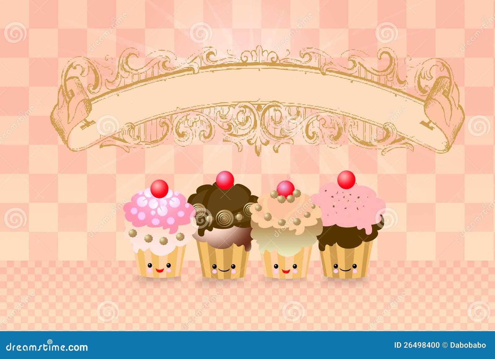 Wallpaper Cake Design