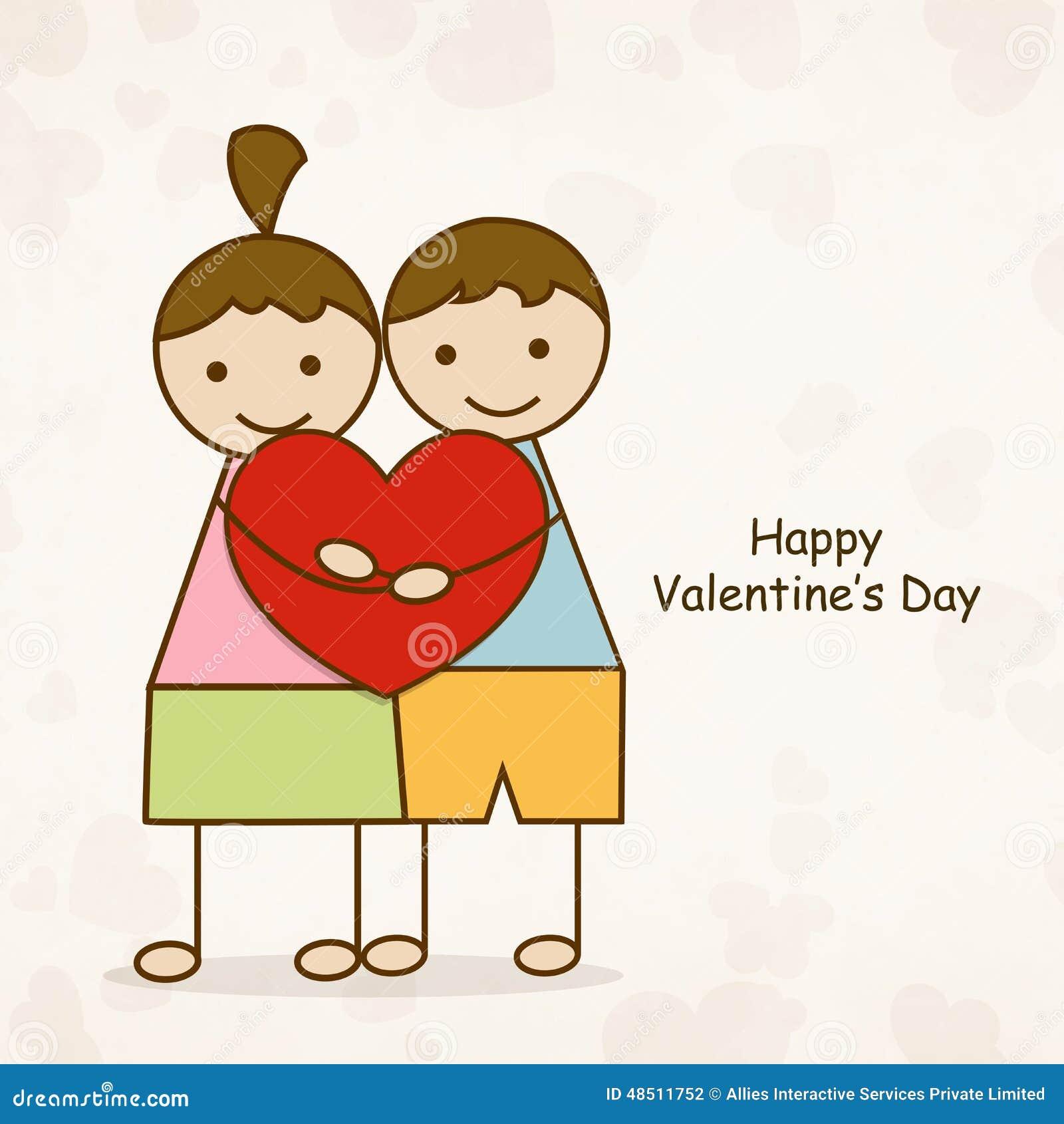 cute happy valentines day kids wwwpixsharkcom images