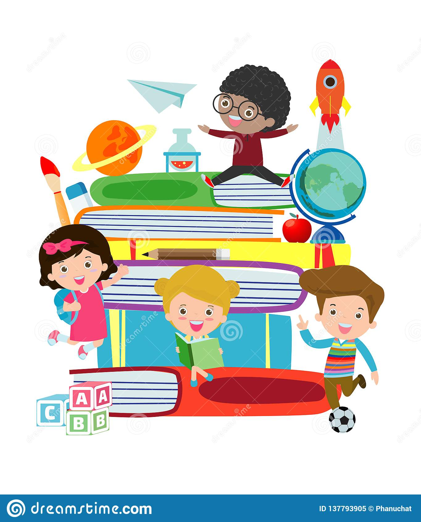 cute kids reading book cute children reading books happy children while reading books vector illustration on white background stock vector illustration of education books 137793905 https www dreamstime com cute kids reading book children books happy vector illustration white background education concept image137793905