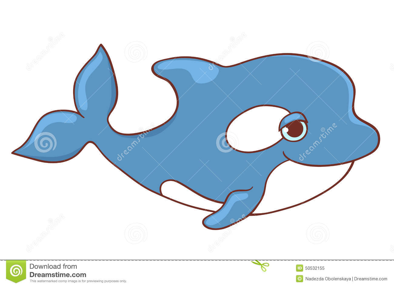 cute killer whale stock vector image 50532155 free killer whale clipart killer whale clip art outline